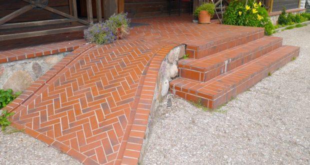 Klinker- és kőápolással a gyönyörű udvarért!