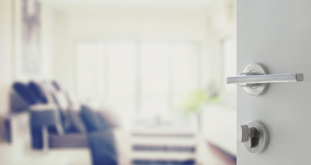 Dekor ajtók a lakásban: szép és praktikus!
