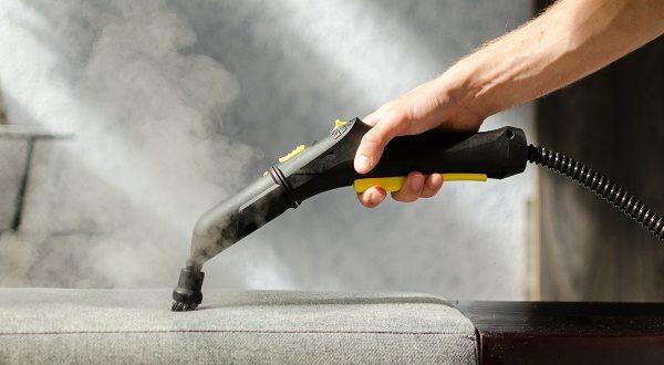 Tisztítson gyorsan és vegyszermentesen gőztisztítóval!