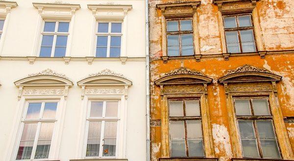A műemlék épületek átalakításáról és felújításáról