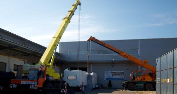 Professzionális gépszállítást vehet igénybe a cégtől kedvező árakon.