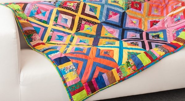 Hogyan válogassunk anyagot a patchwork takaróhoz?