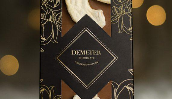 Fantasztikus megjelenésű és ízű kézműves csokoládék.