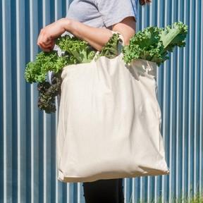 Környezettudatos táskákat tud készíteni textileinkből.