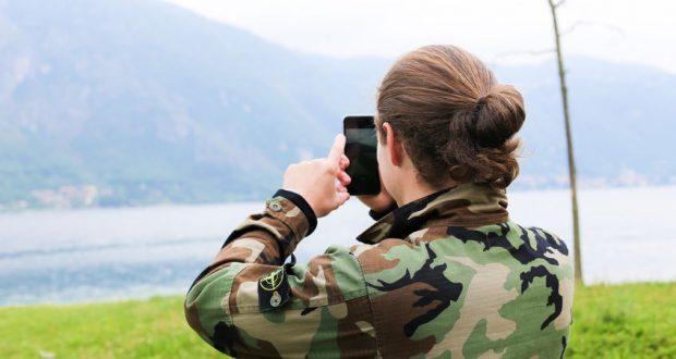 Katonai felszereléseket is vásárolhat az áruházunkban.